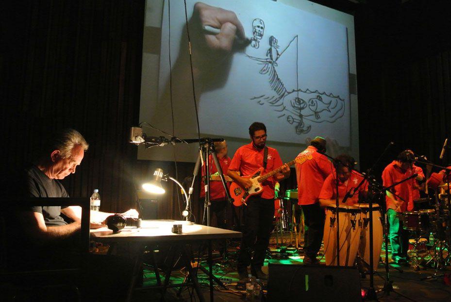 Drawingalive Festival México