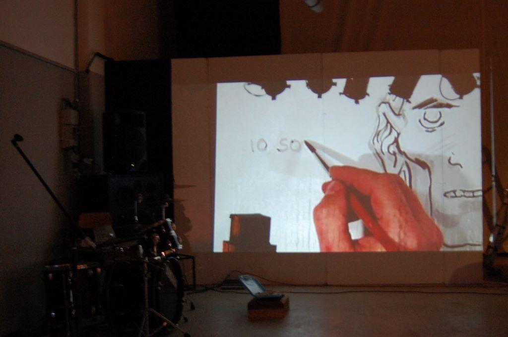 Drawingalive Festival - Viareggio